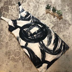 Vince 100% Cotton Sleeveless Casual Dress